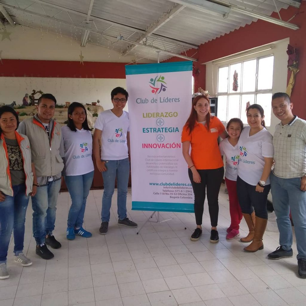 Club de Líderes Internacional - World Vision