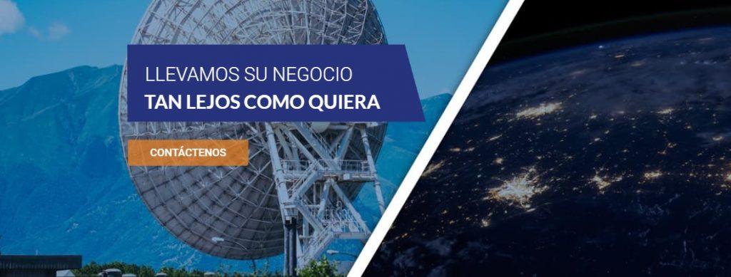 Mejor proveedor satelital Colombia