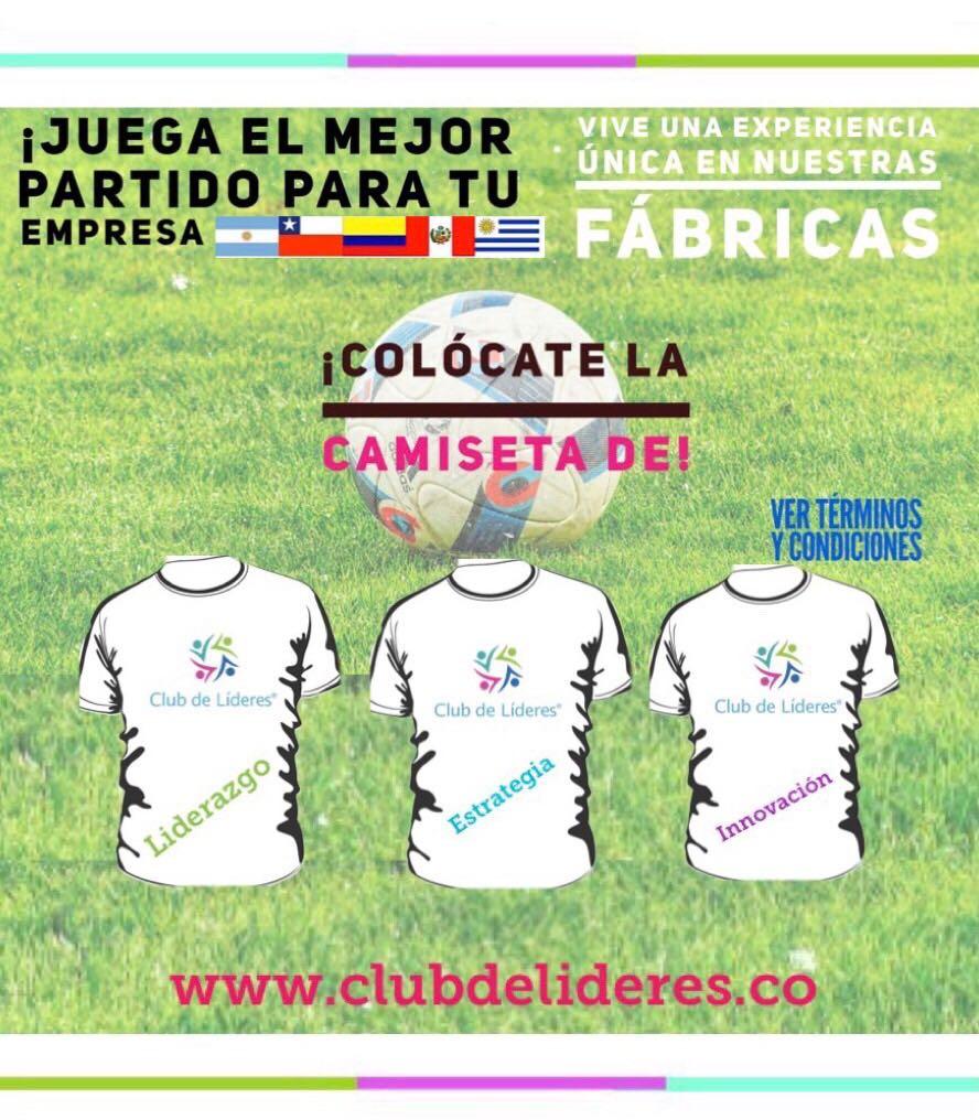 Promoción Mundialista Club de Lideres Internacional 2018