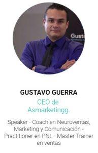 Gustavo Guerra Asmarketingg Taller neuroventas 2018